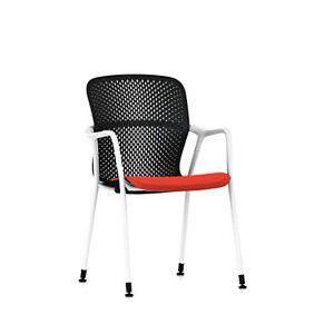 """Herman Miller Authentic Herman Miller Keyn Chair 4 Leg Base / 34.50"""" h x 23.75"""" w x 21.50"""" d"""