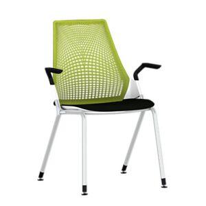 Herman Miller Authentic Herman Miller Sayl Side Chair, 4-Leg Base - Licorice