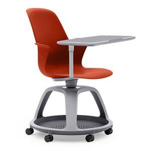 Steelcase Authentic Steelcase Node Office Chair - Platinum