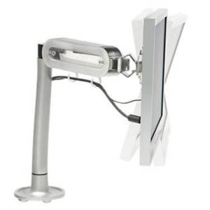 Steelcase Authentic Steelcase FYI Clamp Monitor Arm - Black