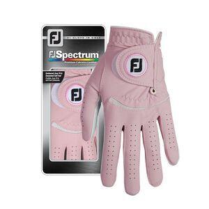 FootJoy Women's Spectrum Women Golf Gloves in Pink Size L {65858}
