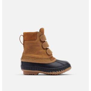 Sorel Childrens Cheyanne  II Strap Duck Boot-  - Tan - Size: 11