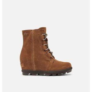 Sorel Youth Joan Of Arctic  Wedge II Boot-  - Brown - Size: 1
