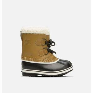 Sorel Childrens Yoot Pac  TP Boot-  - Tan - Size: 9
