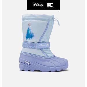 Sorel Disney X Sorel Youth Flurry  Frozen 2 Boot  Elsa Edition-  - PurpleBlue - Size: 7