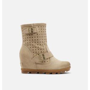 Sorel Women's Joan Of Arctic  Wedge II Stud Boot-  - Tan - Size: 10