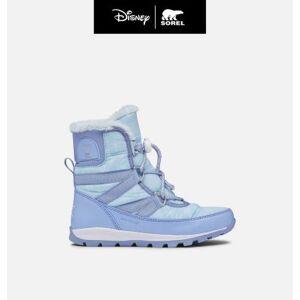 Sorel Disney X Sorel Youth Whitney  Short Frozen 2 Boot  Elsa Edition-
