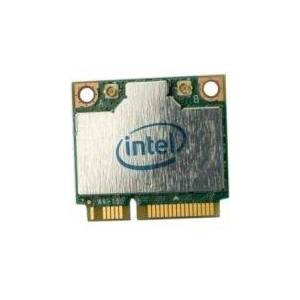 Intel 7260 IEEE 802.11ac Bluetooth 4.0 - Wi-Fi Adapter for Notebook - Mini PCI Express - 867 Mbit/s - 2.40 GHz ISM - 5 GHz UNII - Internal