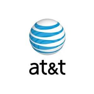 AT&T Corp AT TRIMLINE CORDED PHONE BLK W/MEMORY DIALING