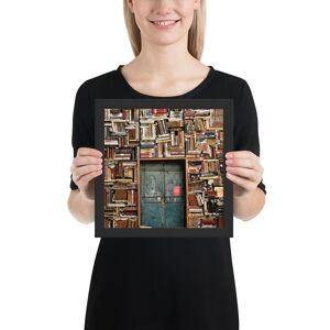 Print Epic Books 1655783 Matte Paper Framed Poster