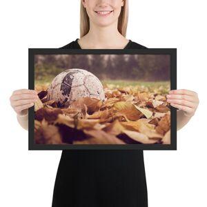 Print Epic Football 4586282 Matte Paper Framed Poster