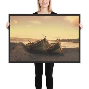 Print Epic Stranded 918933 Matte Paper Framed Poster