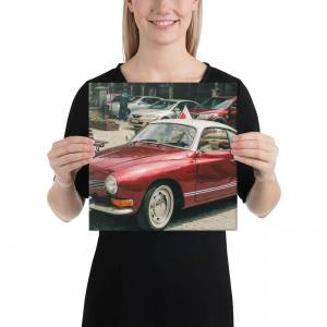 Print Epic Car 931959 Canvas