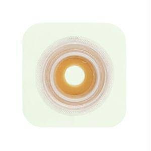 """Convatec Sur-fit Natura Stomahesive Flexible Pre-cut Wafer 5"""" X 5"""" Stoma 2-1/4"""""""