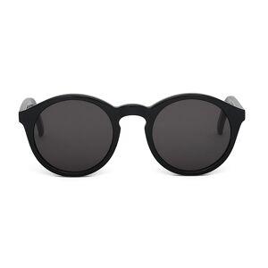 Monokel Eyewear Black Barstow Sunglasses MN-A1-BLK-SOL