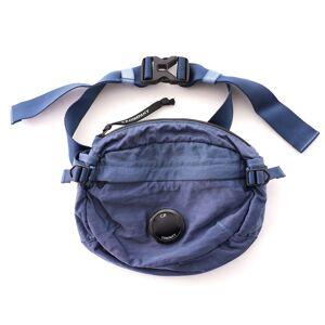 CP Company C.P. Company Nylon Satin Waist Bag  Denim  198A-5269G 879