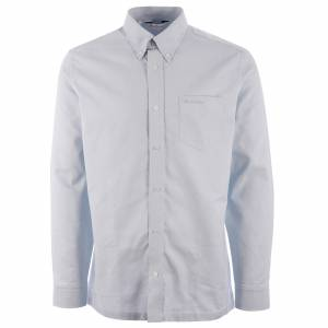 Ben Sherman Long Sleeve Oxford Shirt - Mint 0055437