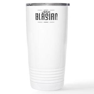 CafePress Authentic Blasian Stainless Steel Travel Mug