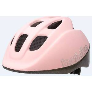 Bobike Go Helmet XS Cotton Candy Pink; unisex,