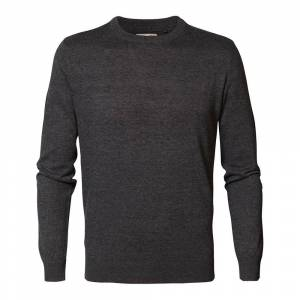 Petrol Industries Fine-knit XXL Black; male,