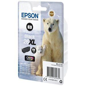 Epson Premium Claria Photo 26xl One Size Black; unisex,