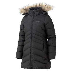 Marmot Montreal Coat; female,  size: S, Black