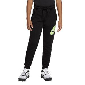 Nike Club Long Pants M Black / Barely Volt; male,