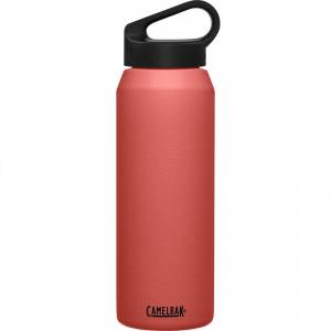 Camelbak Carry Cap Ss Insulated 1l; unisex,  size: One Size, Red