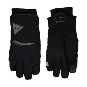 Dainese Plaza 2 D-dry Unisex Gloves; unisex,  size: XXS, Black