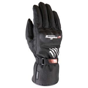 Furygan Keen Gloves XL Black / White; unisex,