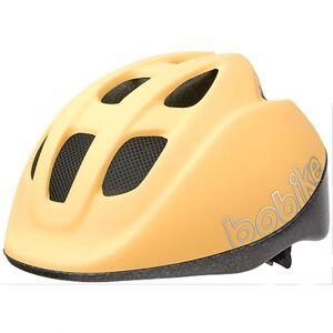 Bobike Go Helmet S Lemon Sorbet; unisex,