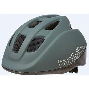 Bobike Go Helmet XXS Macaron Grey; unisex,