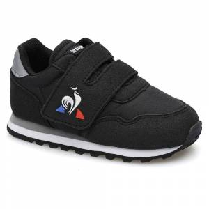 Le Coq Sportif Astra Infant EU 27 Black; male,