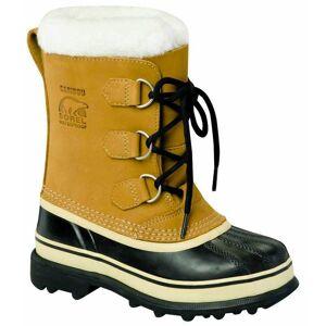 Sorel Caribou Youth; unisex,  size: EU 32, Brown Black