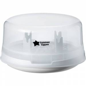 Tommee Tippee Microwave Sterilizer; unisex,  size: One Size, Multicoloured