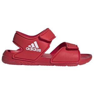 Adidas Altaswim Child; male,  size: EU 31, Red
