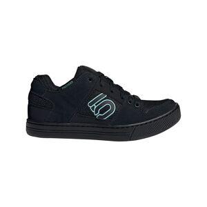 Five Ten Freerider Mtb Shoes EU 39 1/3 Core Black / Acid Mint / Core Black; female,