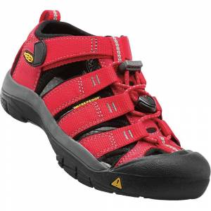Keen Newport H2 Ribbon Youth; unisex,  size: EU 35, Red