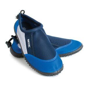 Seacsub Reef Beach Shoes; male,  size: EU 46, White Blue