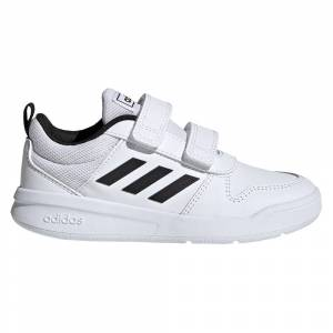 Adidas Tensaur Children; male,  size: EU 38 2/3, White