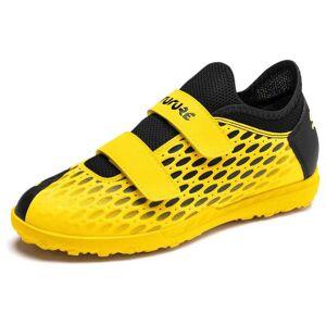 Puma Future 5.4 Velcro Tt; unisex,  size: EU 35, Yellow