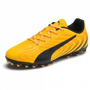 Puma One 20.4 Mg; unisex,  size: EU 38, Yellow