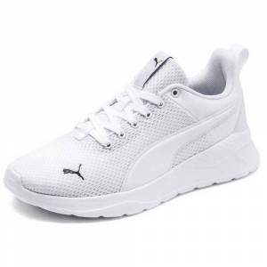Puma Anzarun Lite Junior; male,  size: EU 37, White