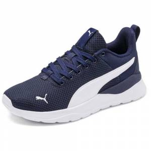 Puma Anzarun Lite Junior; male,  size: EU 38, Blue