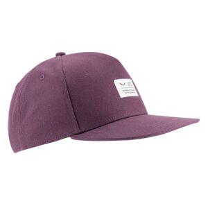 Salewa Puez Camou Cap One Size Dark Purple; male,