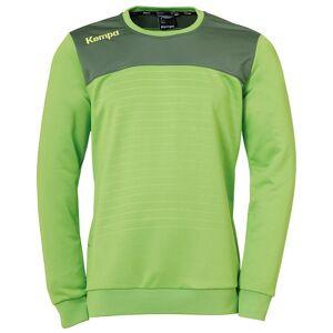 Kempa Emotion 2.0 Training Sweatshirt M Hope Green / Dragon Green; male,