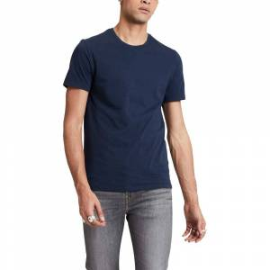 Levi´s ® Slim Crew Neck 2 Units M Blue; male,