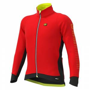Ale Thermo Road; male,  size: S, Red