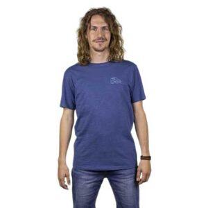 Hydroponic Siesta 2.0 Short Sleeve T-shirt M Stellar Blue; male,