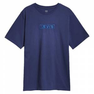Levi´s ® Relaxed Fit Short Sleeve T-shirt M Bt Tonal Emb Reflective 2; male,